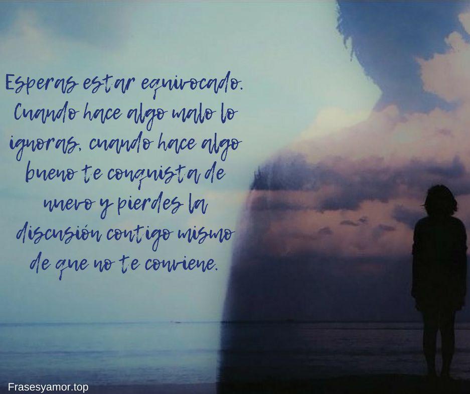 Frases de amor imposible tristes