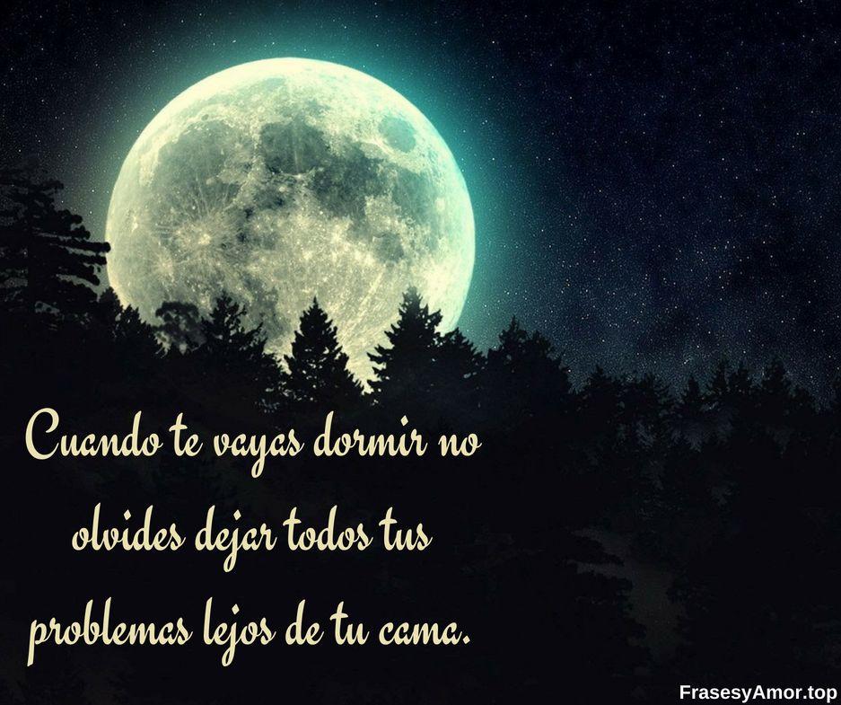 Frases de buenas noches bonitas