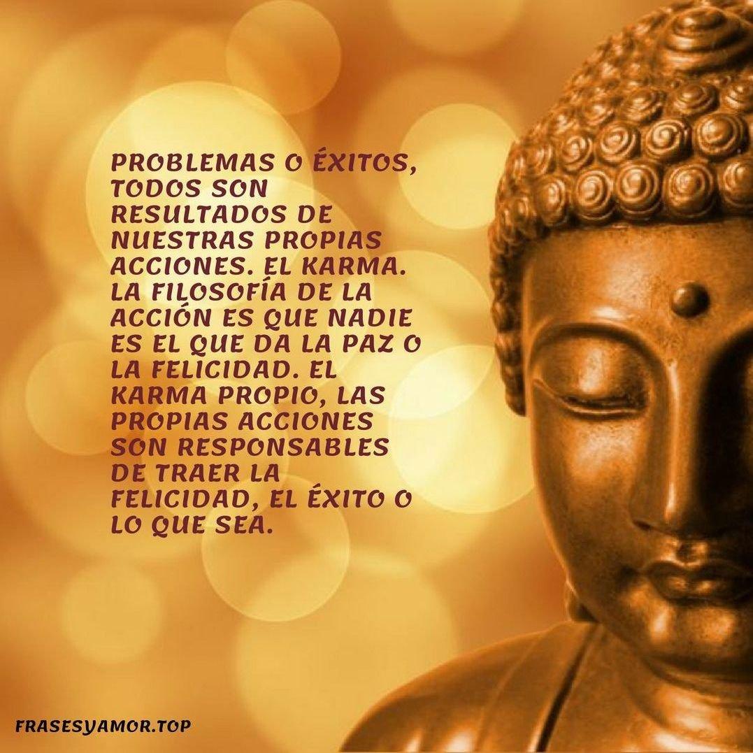 Frases del karma