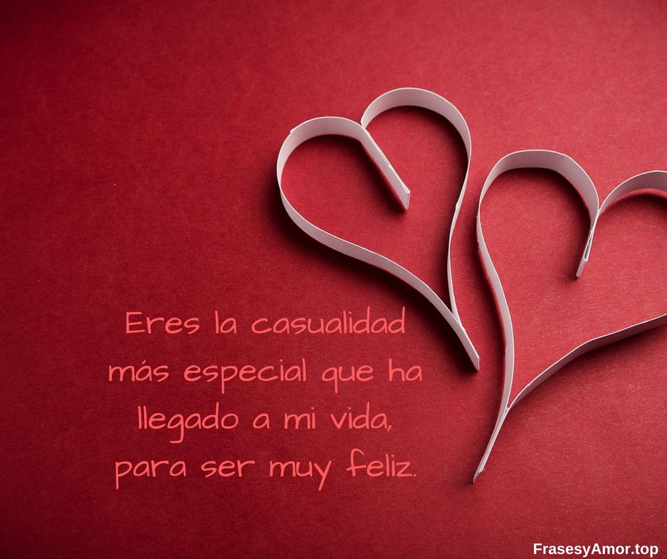 Frases para enamorar y conquistar