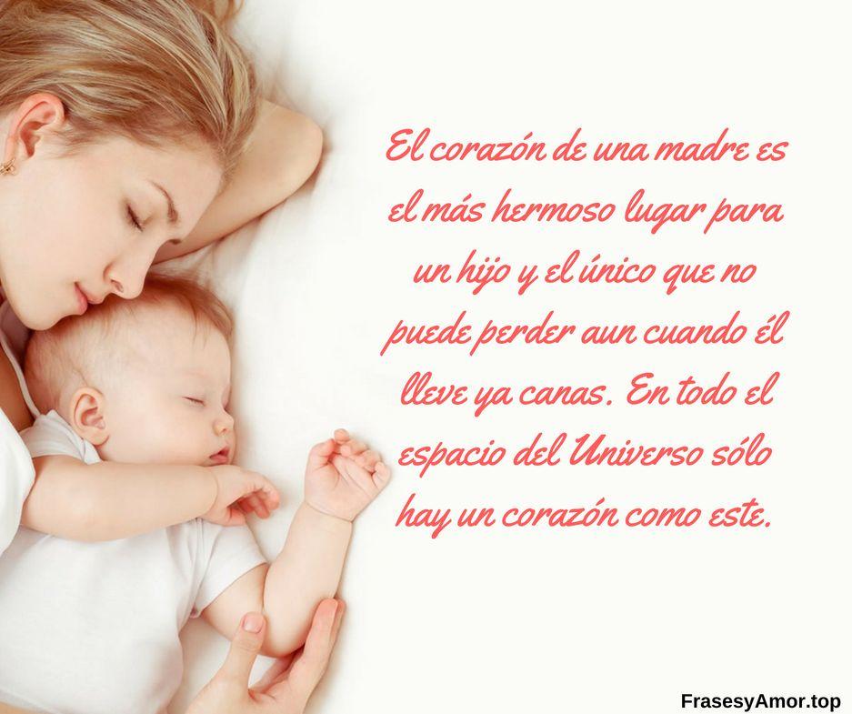 Las Mejores Frases Para Mamá Muy Bonitas Y Cortas