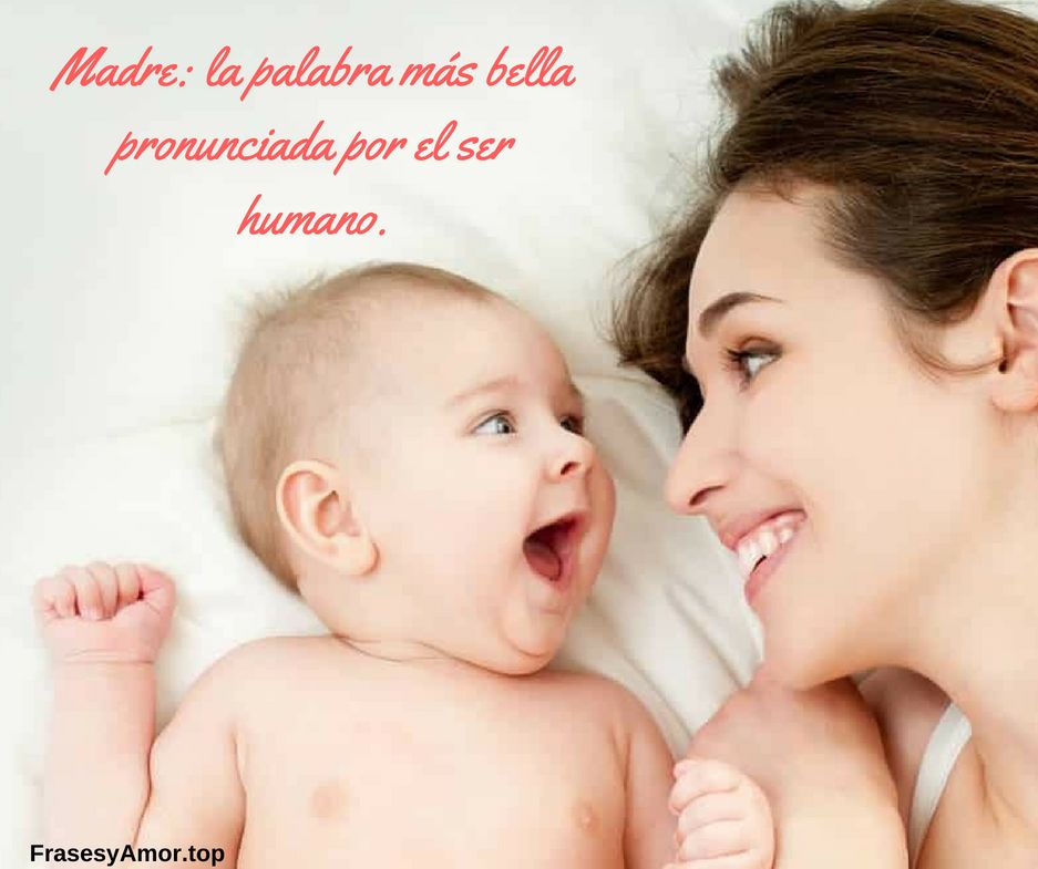 Frases para mama infantiles